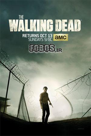 فصل چهارم سريال: The Walking Dead